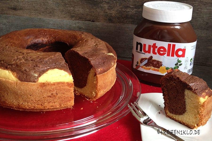 Nutella kokos kuchen aus dem omnia backofen 4 reifen und for Kuchen backofen