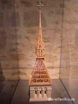 st.michel-kloster-klosterinsel-kirchturmspitze-erzengel gabiel
