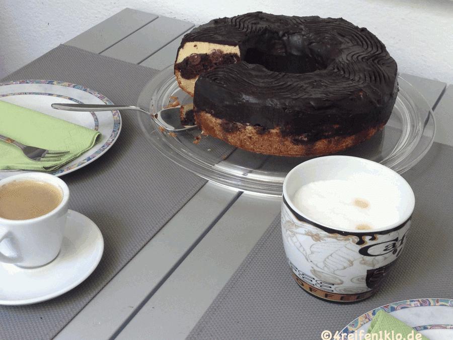Kuchen ist nicht gegen Insekten geschützt