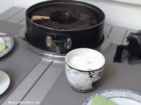 fliegengitter-fliegenschutz fuer den kuchen-diy