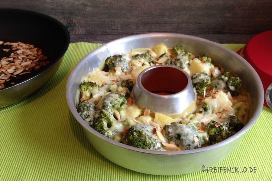 Kartoffel-Brokkoli-Auflauf aus Ommnia-Kitchen