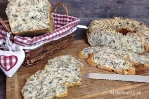 Ruck-Zuck-Brot aus dem Omnia-Backofen