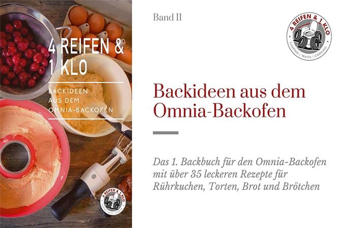 Backideen für den Omnia-Backofen