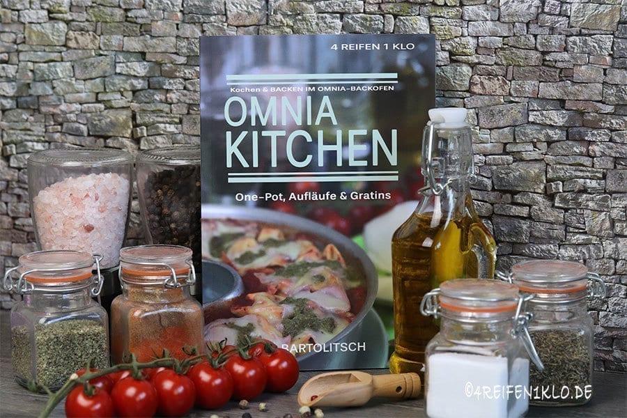 OMNIA-KITCHEN One-Pot Kochbuch für den Omnia-Backofen