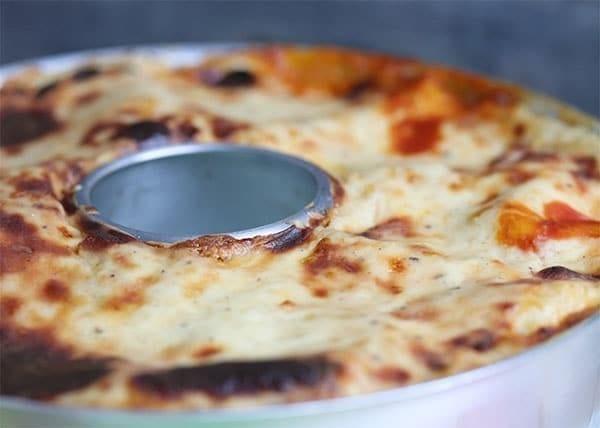 Lasagne, der italienische Klassiker aus dem Omnia-Backofen