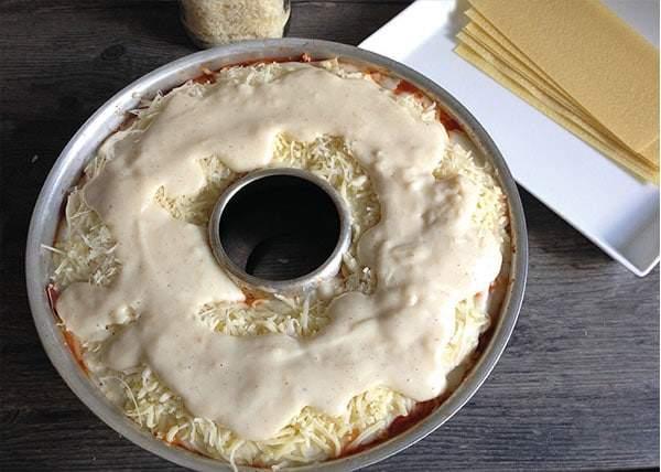 Lasagne wie aus Italien