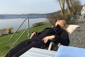 Entspannung am Möhnesee