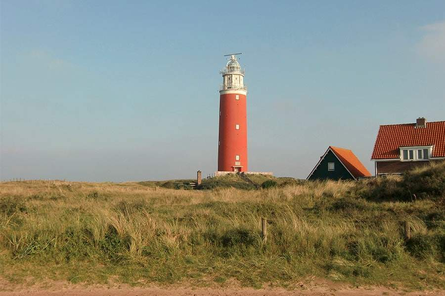 Tegels bekannter Leuchtturm
