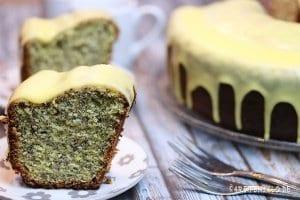 Backrezept für den Omnia-Backofen: Orangen-Mohn-Kuchen