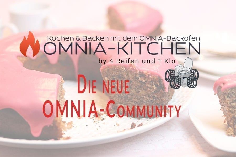 Community für den Omnia-Backofen