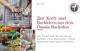 2in1 -Koch- und Backideen aus dem Omnia Backofen