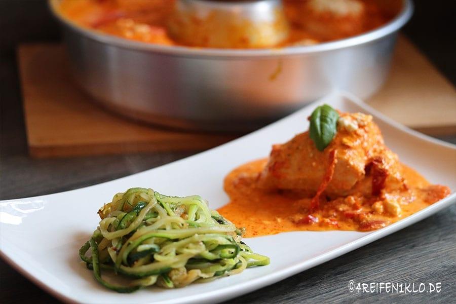 Paprika-Feta-Hähnchen | Omnia-Backofen-Rezepte