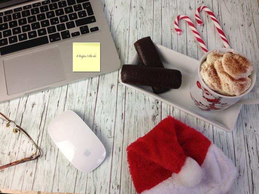 Weihnachtsrezepte Omnia-Backofen