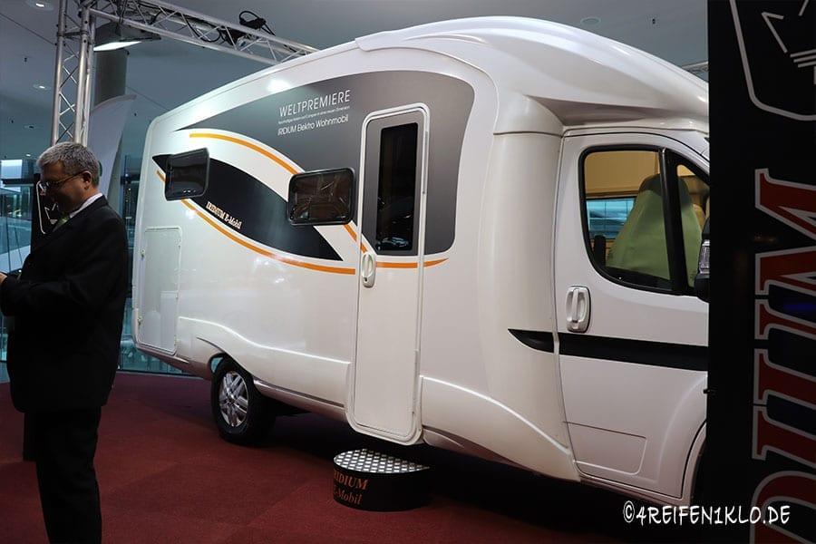 Elektro-Wohnmobil