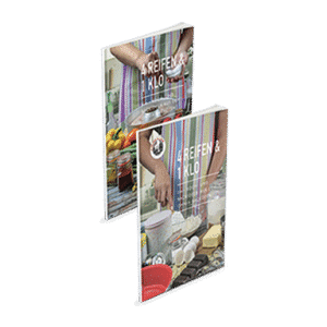 2in1 Rezeptbuch für den Omnia-Backofen