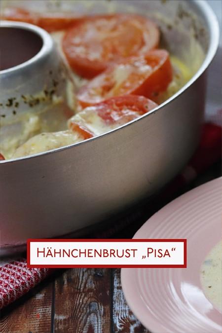 Rezept Chicken-Rezepte aus dem Omnia-Backofen