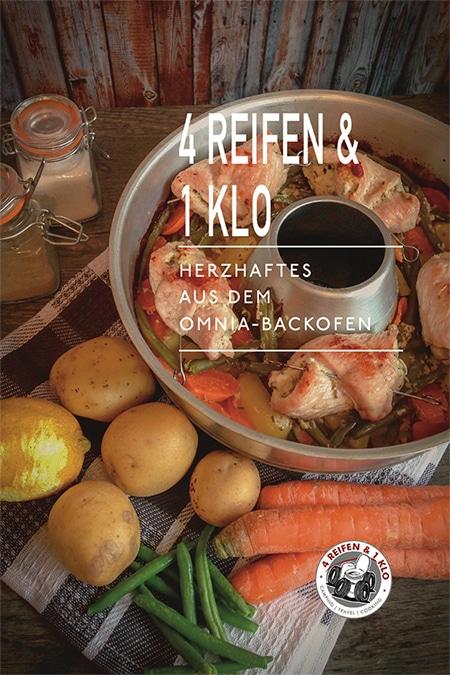 Herzhaftes aus dem Omnia-Backofen Kochbuch