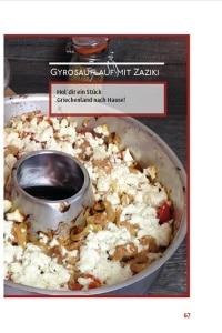 Kochbuch Herzhaftes aus dem Omnia-Backofen