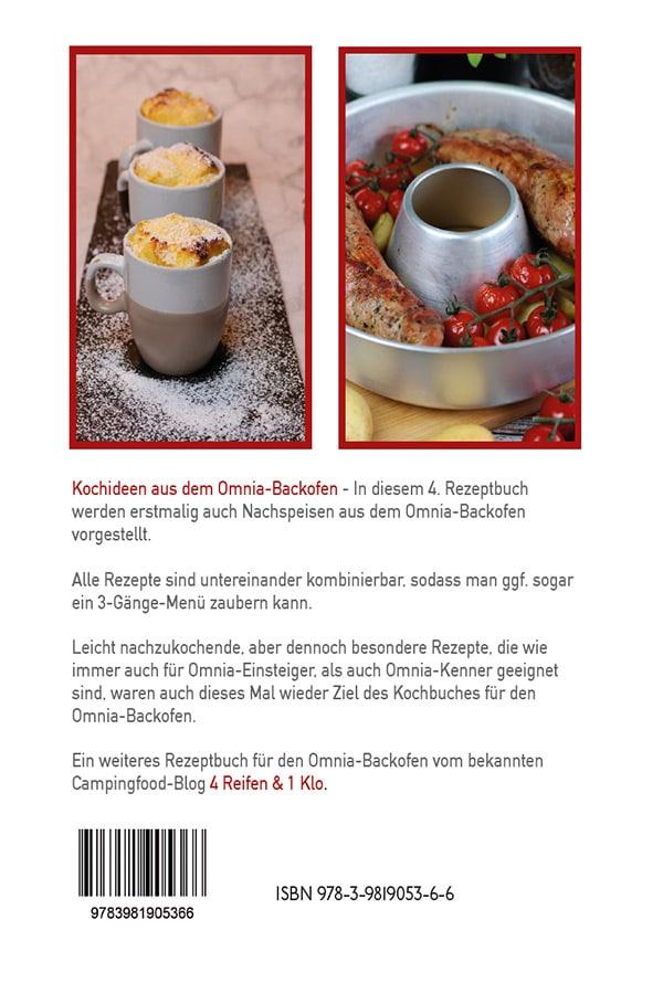 Rezeptbuch Omnia-Backofen