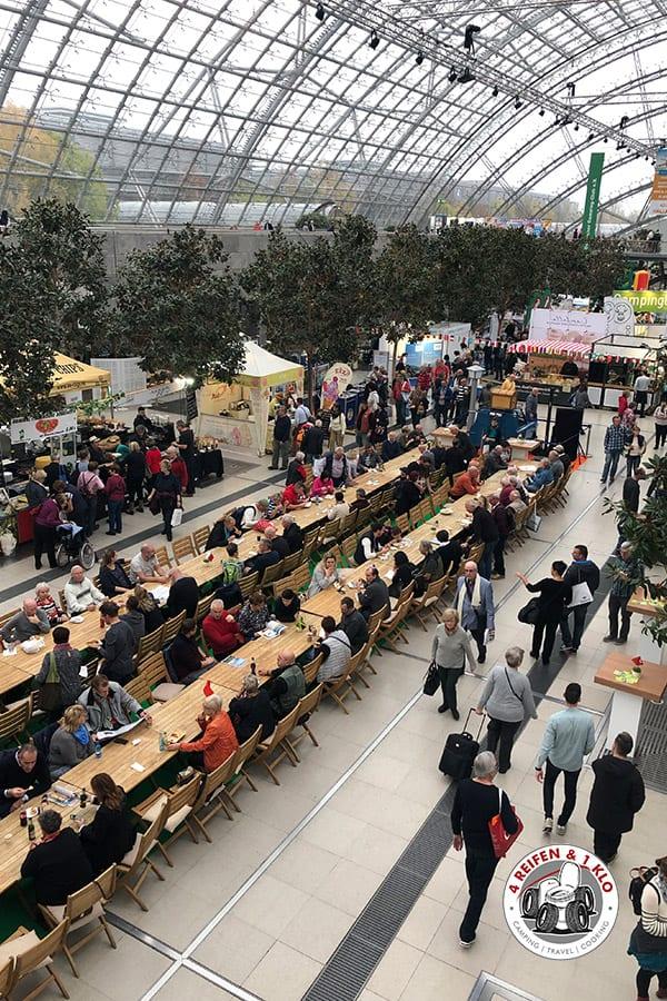 Kulinarisches-Touristik & Caravaning Messe