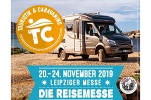 Touristik & Caravaning Messe Leipzig