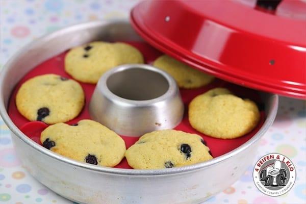Heidelbeer-Muffins Omnia