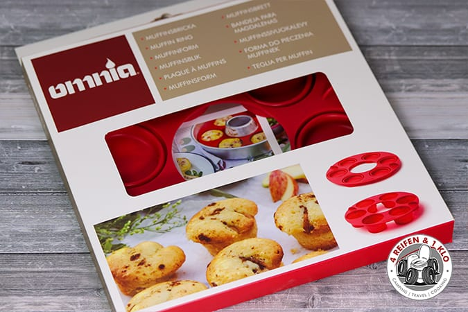 Omnia-Muffinform Omnia-Backofen