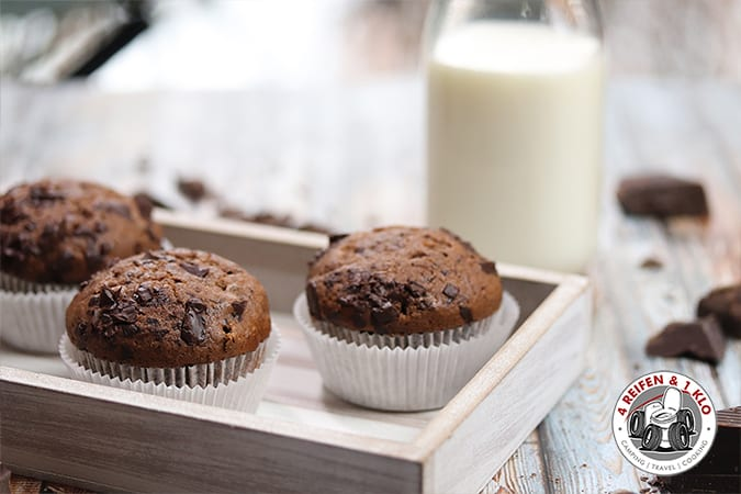 Muffins & Cupkaes aus dem Omnia-Backofen