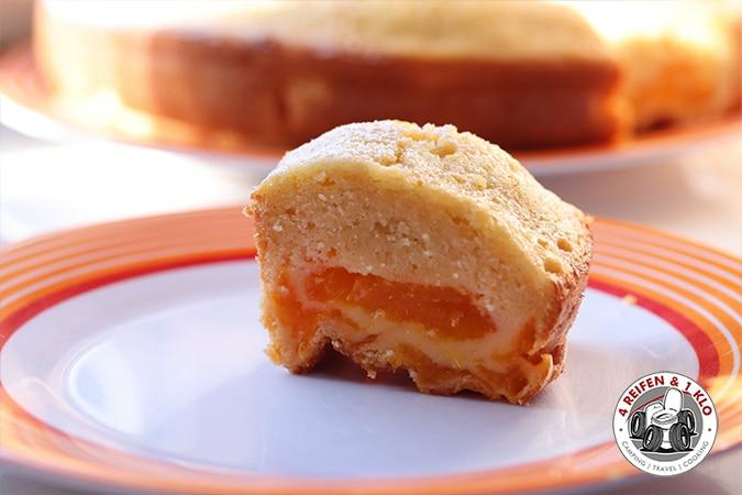 Mandarinen-Buttermilch-Kuchen