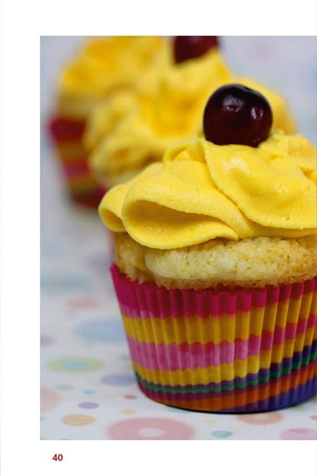 Cupcakes aus dem Omnia Backofen
