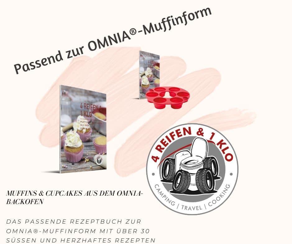 Cupcakes & Muffins aus dem Omnia-Backofen