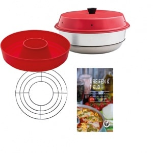 Omnia Backofen One-Pot Kochbuch