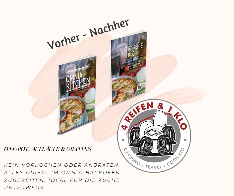 4 Reifen & 1 Klo | Aufläufe & Gratins | Omnia Rezeptbuch