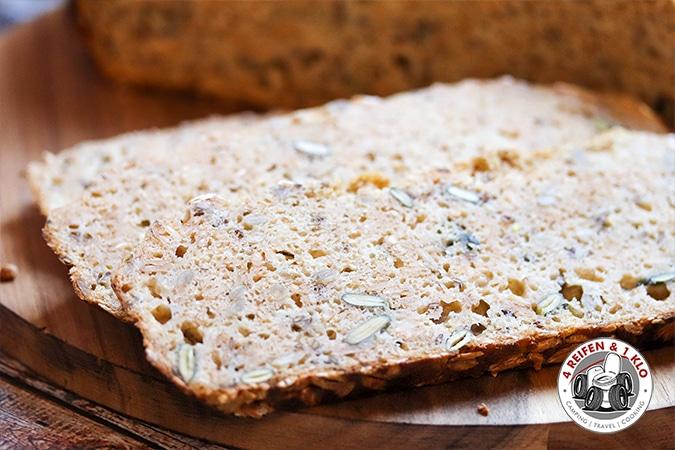 Brot backen Omnia Backofen