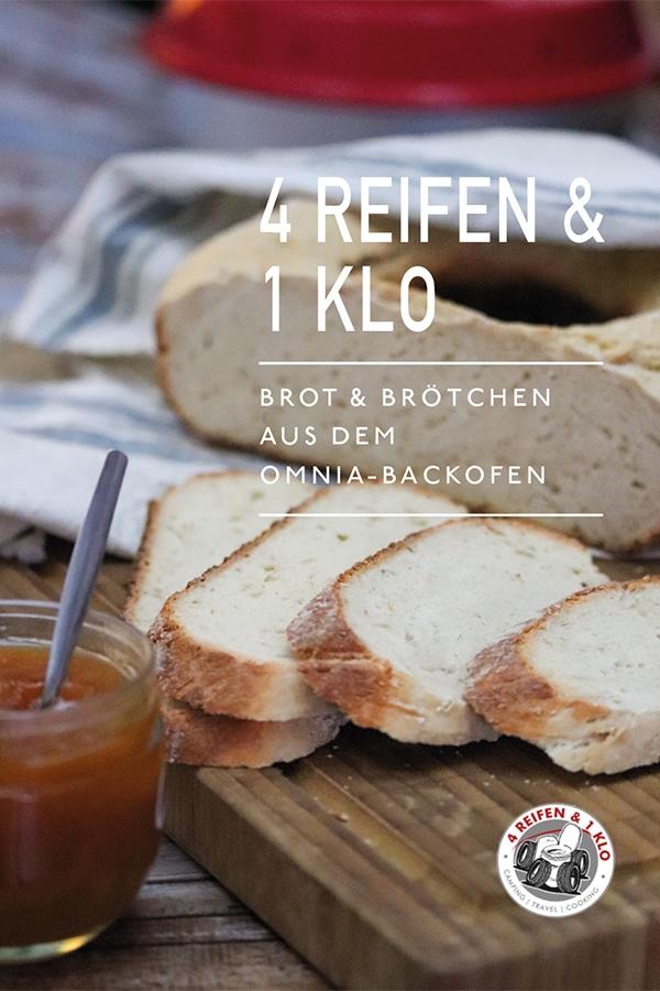 Brot & Brötchen aus dem Omnia Backofen