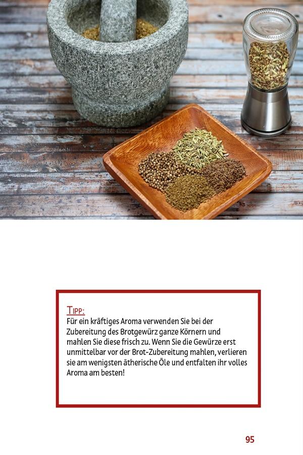 Brotgewürz selber machen | Tipps & Infos im Rezeptbuch