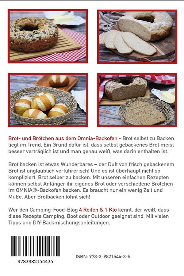 Brot Backbuch Omnia Backofen