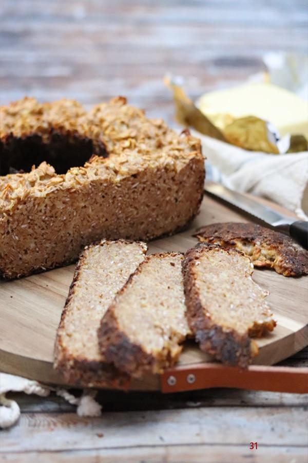 Hafermeister | Brot backen im Omnia-Backofen